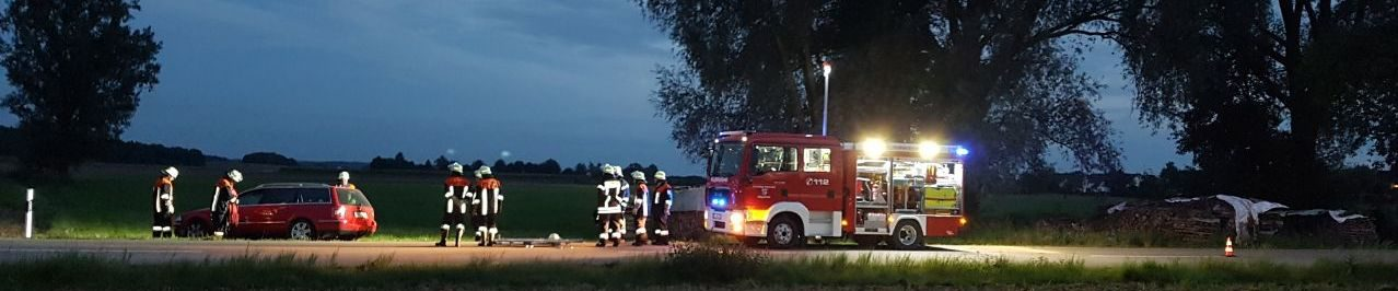 Brand in Oettinger Produktionshalle